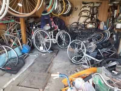 自転車店の閉店買取【愛知県】